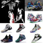Chaussures de basketball homme Default Style - Ref 861186