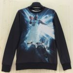 Pull 3D Basketteur - Ref 479