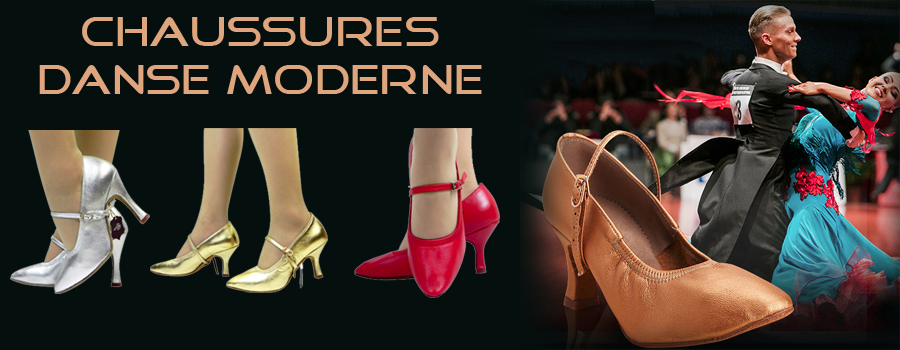 Chaussures danse moderne