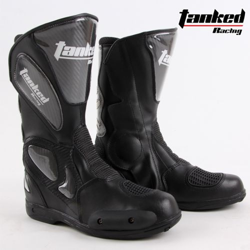 Bottes moto TANKED RACING T05009 - Ref 1388043