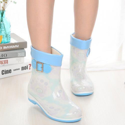 Chaussures en caoutchouc 931243