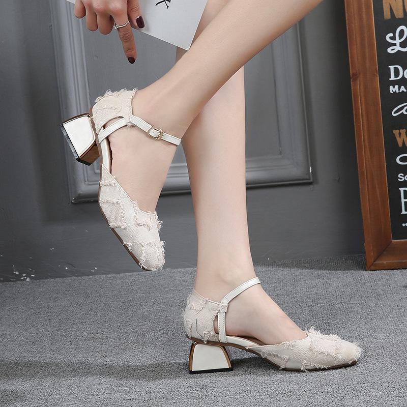Chaussures ete pour femme 3347471