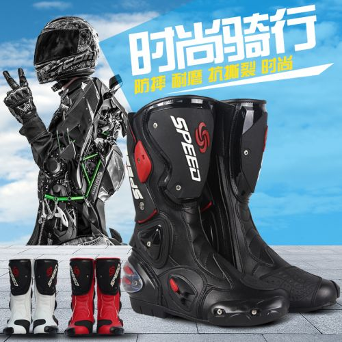 Chaussures moto RIDNG TRIBE - Ref 1388018