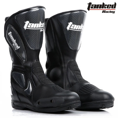 Chaussures moto TANKED RACING T05009 - Ref 1388044