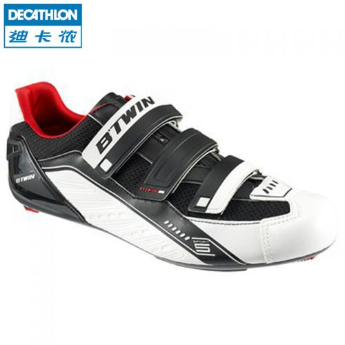 Chaussures pour cyclistes DECATHLON - Ref 870778