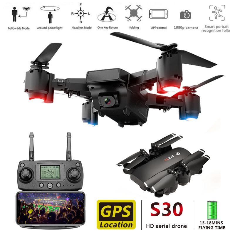 Drone Pliant avec positionnement GPS 3424088