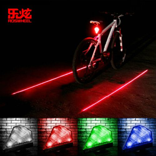 Eclairage pour vélo ROSWHEEL - Taillights Ref 2407162