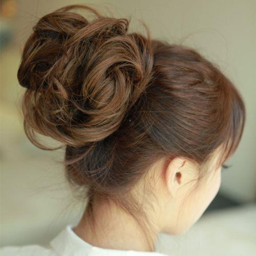 Extension cheveux   Chignon 227495