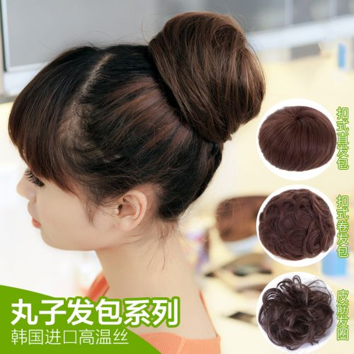 Extension cheveux   Chignon 227585