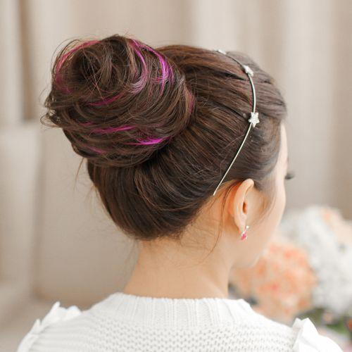 Extension cheveux   Chignon 227656