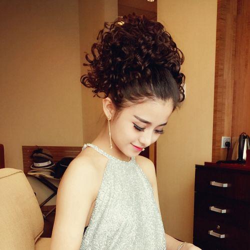 Extension cheveux   Chignon 227688