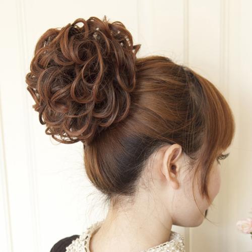 Extension cheveux   Chignon 236464