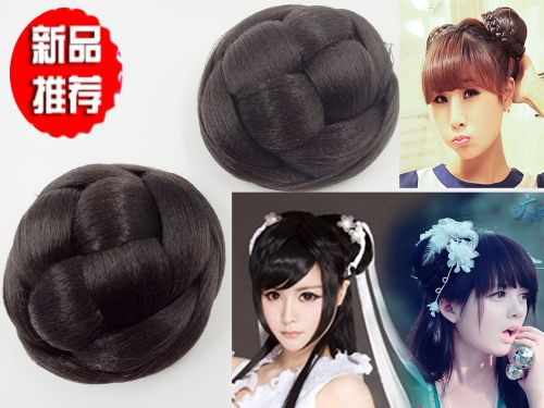 Extension cheveux   Chignon 242927