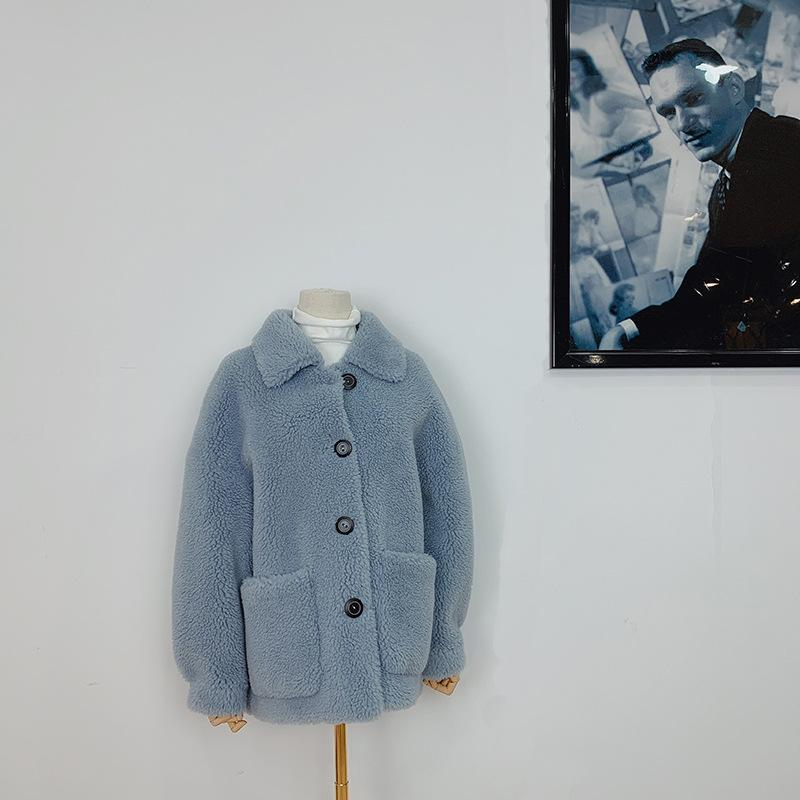 Manteau de laine femme 3416625
