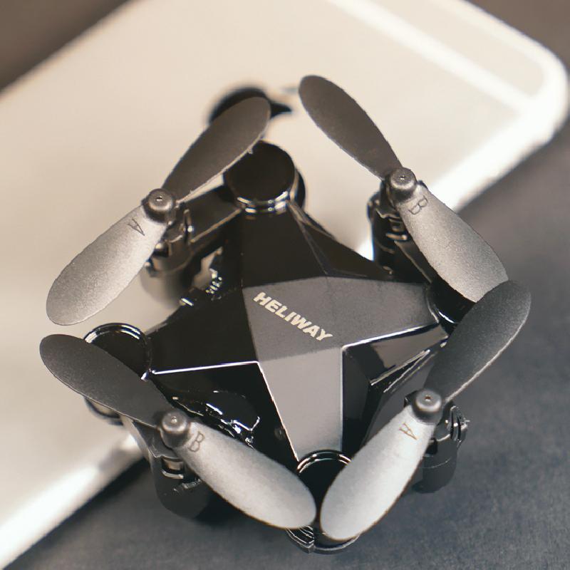 Mini drone de poche telecommande 3424324