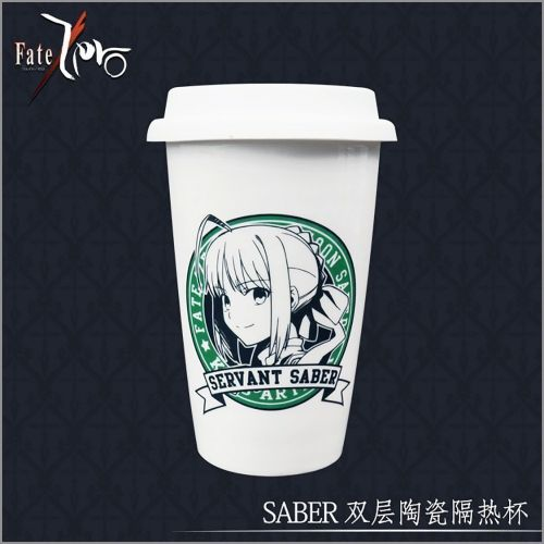Mug manga serie FATE Sabre Save the Queen - Ref 2701483
