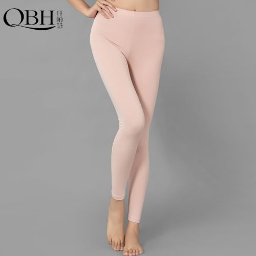 Pantalon collant jeunesse simple en coton - Ref 748045