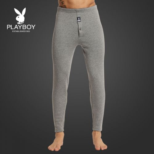 Pantalon collant jeunesse PLAYBOY simple en coton - Ref 757421