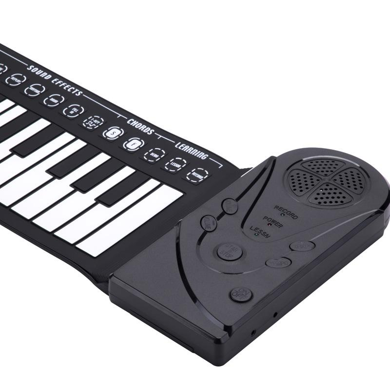 Piano pliant portable Clavier 49 touches - Ref 3424374