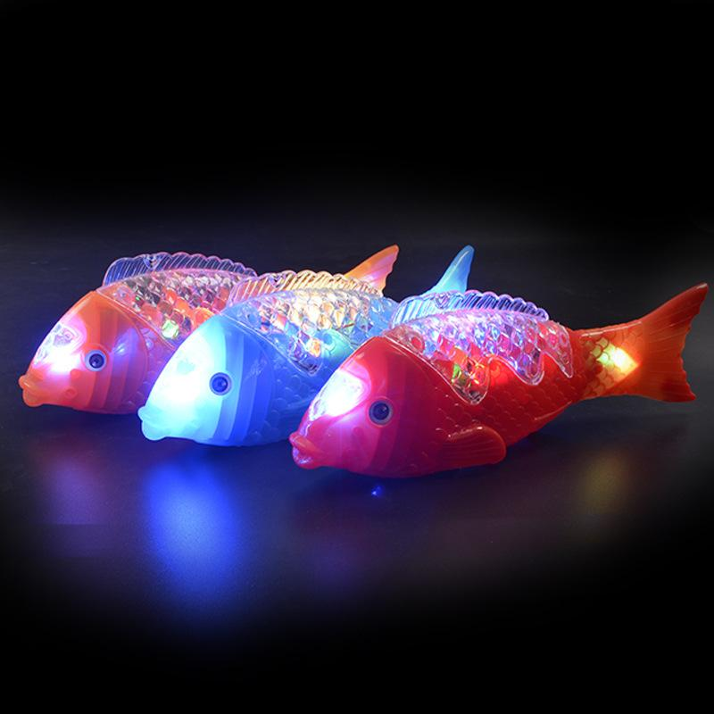 Poissons Lumineux - Ref 3424519