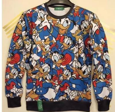 Pull 3D Le Canard Donald Duck - Ref 474