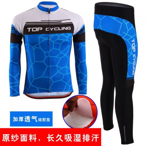 Tenue de cycliste homme TOP CYCLING - Ref 2207829
