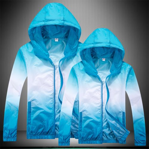 imperméable sport neutre en nylon - Ref 488590