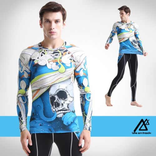 T-Shirt respirant Manches longs - Ref 4206