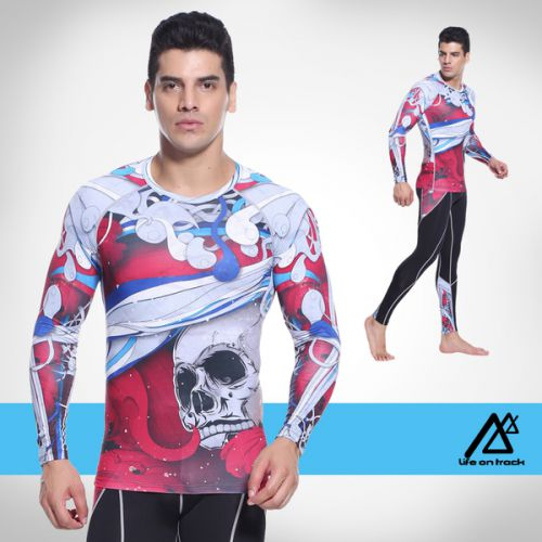 T-Shirt respirant Manches longs - Ref 4207