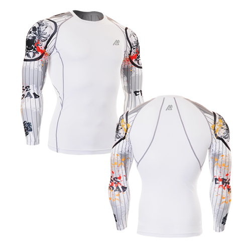 T-Shirt respirant Manches longs - Ref 4231