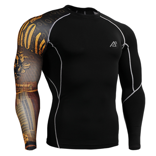 T-Shirt respirant Manches longs - Ref 4243