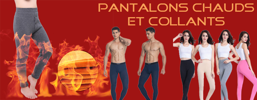 Pantalons et collants