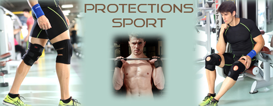 Sport et loisirs - Protections sport