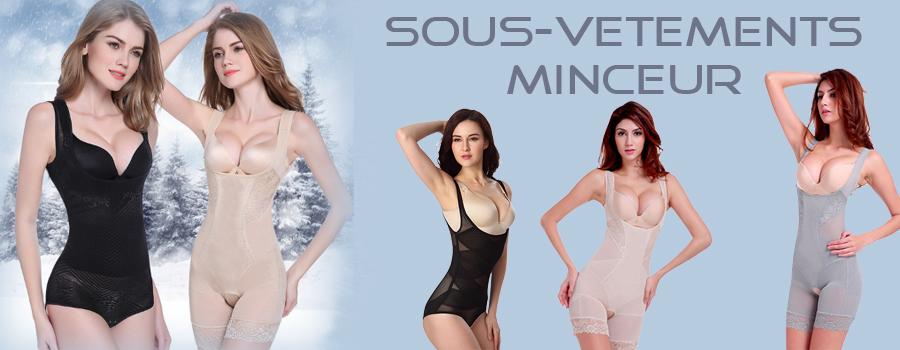 check-out 0a1dd dbcc5 Sous-vêtements minceur à prix discount - Grossiste Chinois ...